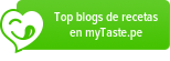 Top blogs de recetas
